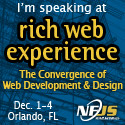 Rich Web Experience 2009